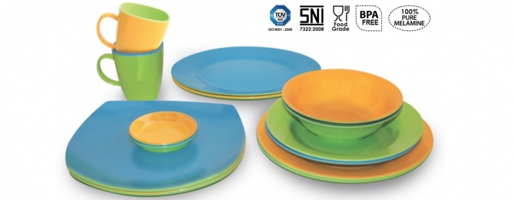 All About Melamine
