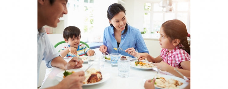 Planning Your Kid's Healthy Meal
