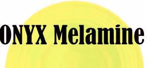 Onyx Melamine