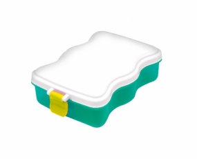 Wavy Sandwich Box 600 ml