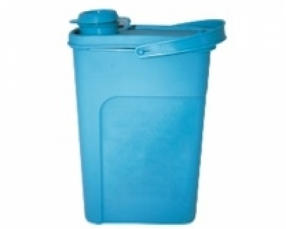 Rectanguler Cooler 2.8 lt
