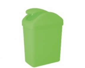 Small Rectangular Swing Bin 6.3 Lt