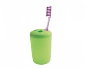 Cangkir dengan pegangan sikat gigi 300 ml