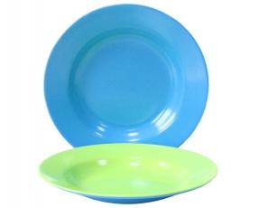 """9"""" Bicolor Soup Plate"""