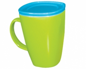 Bicolor Square Mug 600 ml