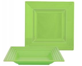 "14"" Centris Square Plate"