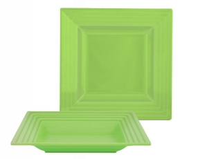 "10"" Centris Square Plate"