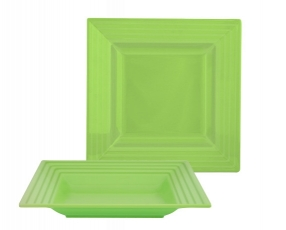 "9"" Centris Square Plate"