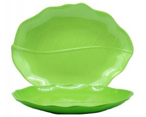 """12"""" Leaf Plate"""