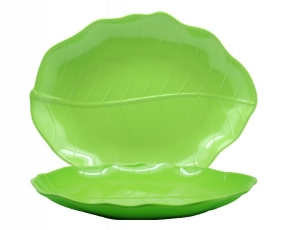 """10"""" Leaf Plate"""