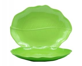 """7.5"""" Leaf Plate"""