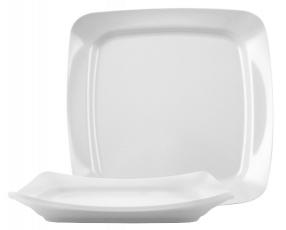 """12"""" Quatro Square Plate"""
