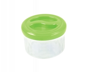 Small Round Air Tight Container 0.85 Lt