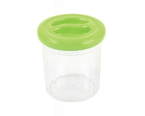 Round Air Tight Container 0.8 Lt
