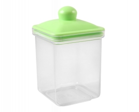 Tall Square Canister 1.3 Lt