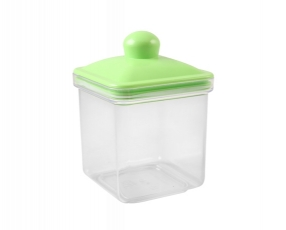 Medium Square Canister 1.1 Lt