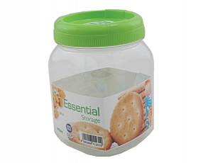 Essential Large Square Canister 1.6 Lt
