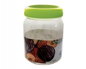 Essential Large Round Canister 1.6 Lt