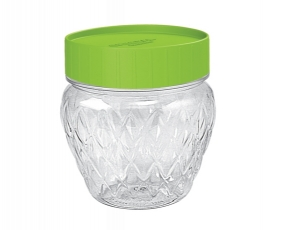 Small Crystal Canister 1 Lt