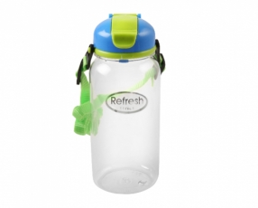 Refresh Water Bottle with Strap 500 ml