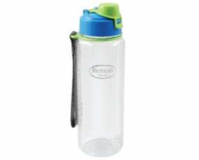 Basic Pull Cap Refresh Water Bottle 600 ml