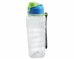 Botol Air Refresh Pull Cap Bergaris 550 ml