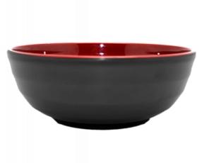 """7.5"""" Oriental Bicolor Bowl"""