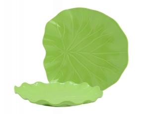 "8.3"" Lotus Plate"