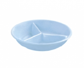 "3.8"" 3 Section Saucer"