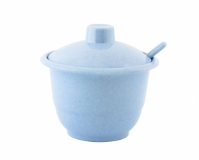 Condiment Pot with Spoon 260 ml