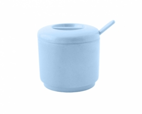 Condiment Pot with Spoon 240 ml