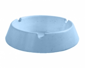 "4"" Round Slanted Ashtray"