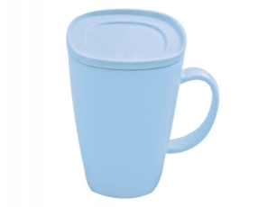 Square Mug + Cover 600 ml