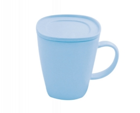 Square Mug + Cover 340 ml