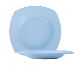 "8.5"" Square Soup Plate"