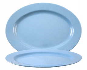 "14"" Oval Plate"