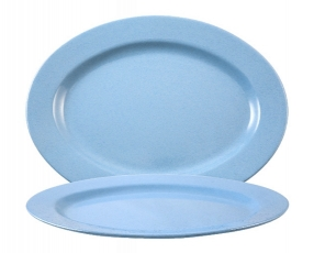 "12"" Oval Plate"