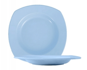 "9"" Square Soup Plate"