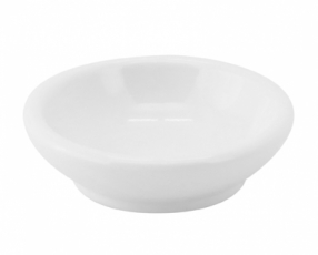 Round Canape Dish