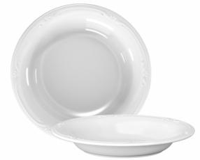 """9"""" Klasik Series Soup Plate"""