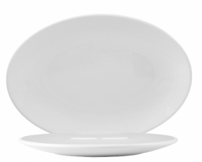 "12.5"" Oval Plate"