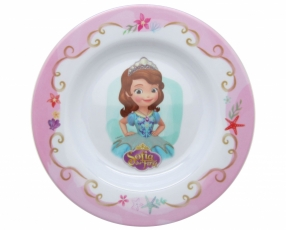 Sofia the First Collection (STF02): Plate