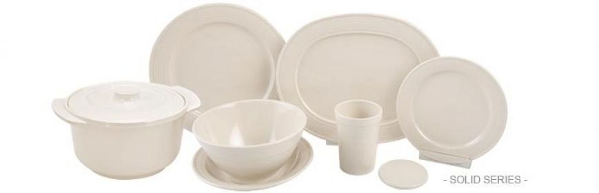 Pro: Solid Series - Melamine ware Indonesia